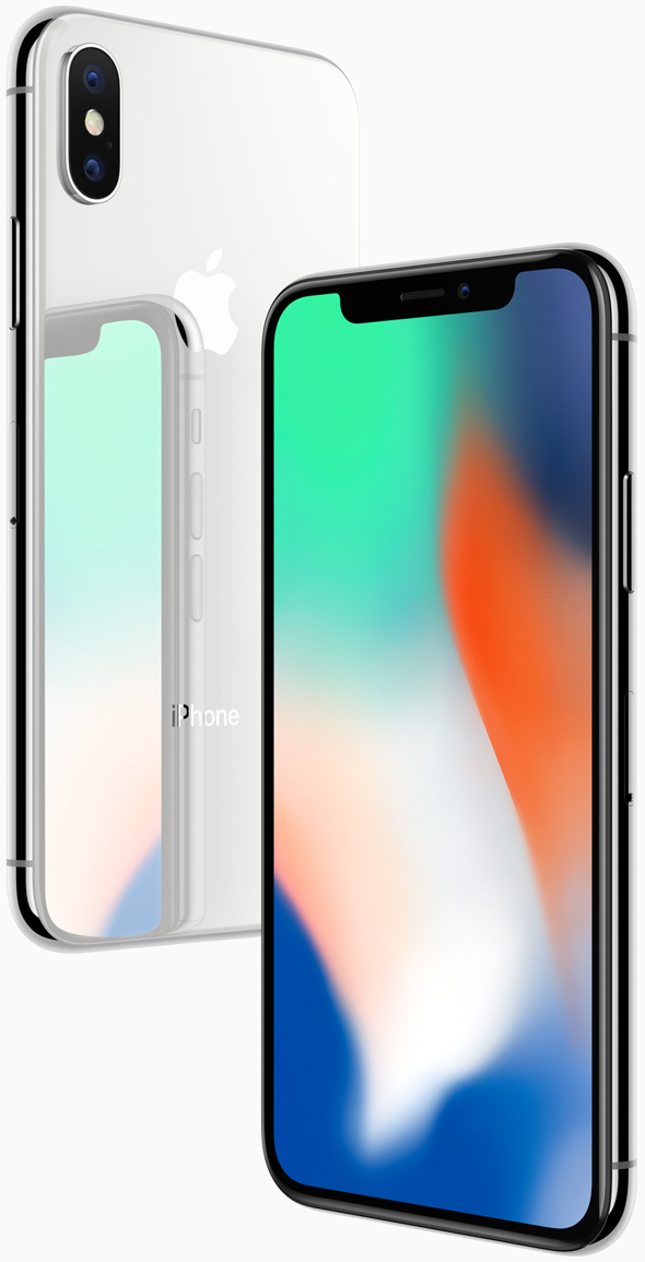 Apple's iPhone X