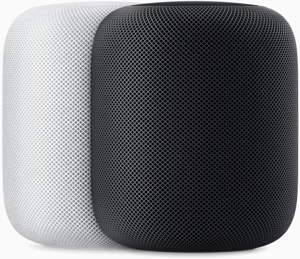 Apple's HomePod (now available in Left and Right)