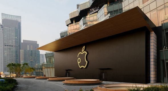 Apple's first store in Bangkok opening at Iconsiam on November 10th