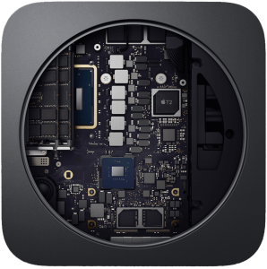 Mac mini now features the Apple T2 Security Chip