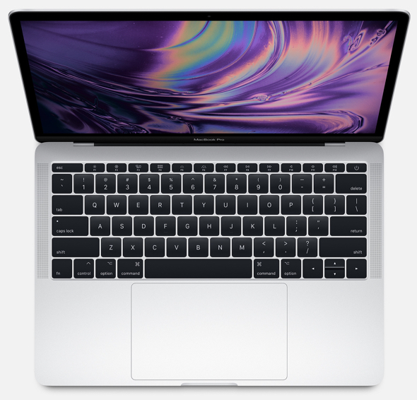 Apple's 13-inch MacBook Pro (non-Touch Bar)