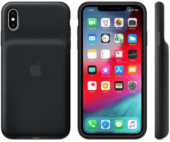 Apple's all-new iPhone XS Max Smart Battery Case
