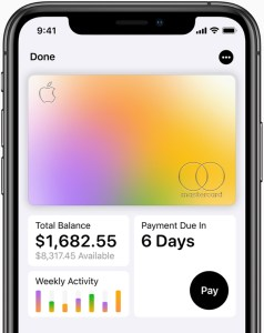 Designed by Apple and designed for the iPhone, Apple Card brings together Apple's hardware, software and services to transform the entire credit card experience.