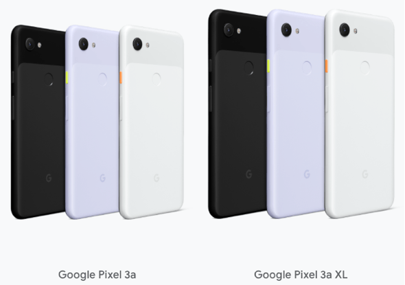 Google launches 'Pixel 3a' Android phone