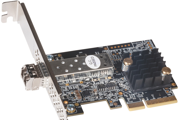 Sonnet Solo10G SFP+ PCIe Card