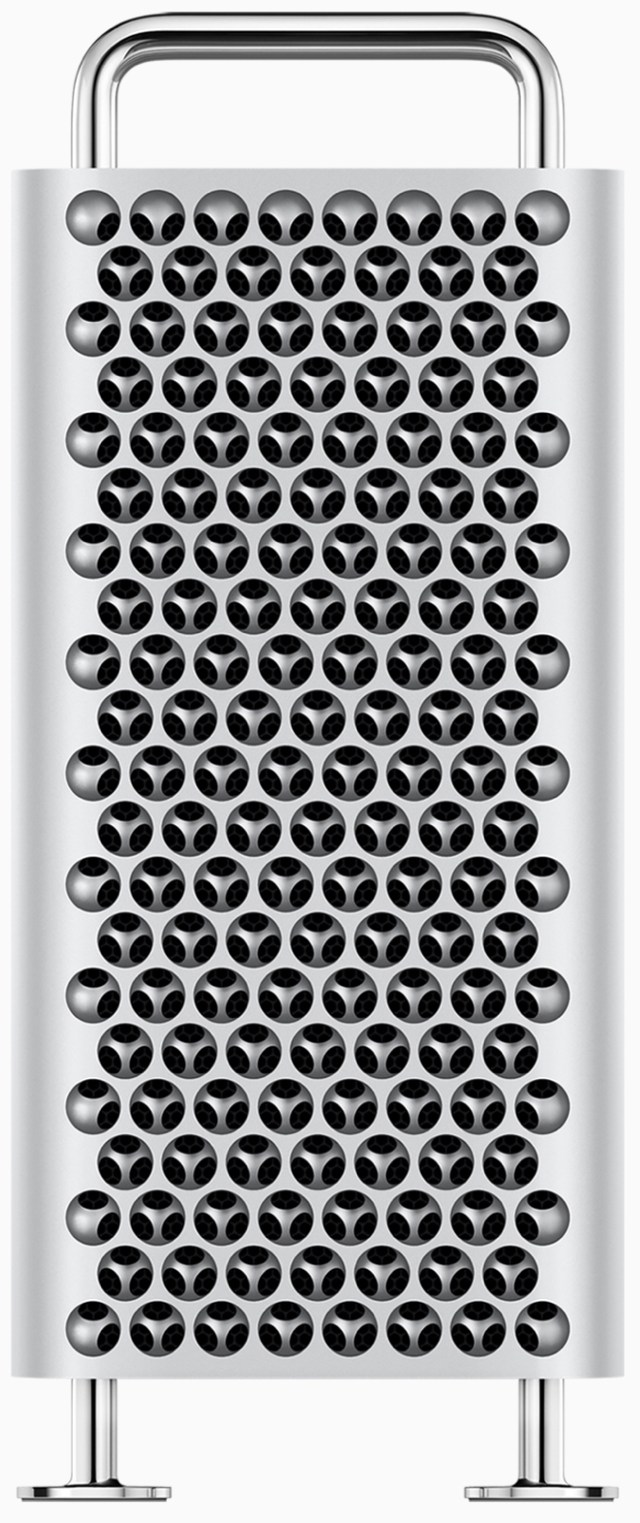 All-new, completely redesigned Mac Pro delivers maximum performance, expansion and configurability.