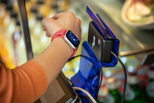 Apple Pay Watch