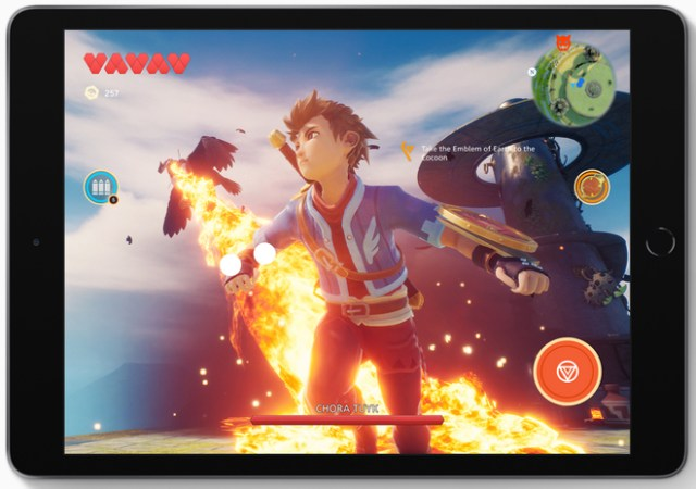 Starting at just $329, the new iPad features a stunning 10.2-inch Retina display with nearly 3.5 million pixels for enjoying more than a million iPad apps, including the newest games in Apple Arcade.