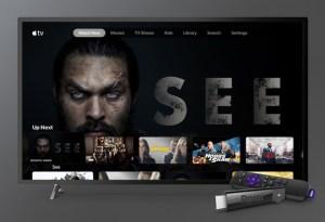 Adrian Paul to star in Apple TV+ series See