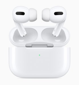 make AirPods louder. AirPods Pro Lite production. Image: AirPods Pro bring the magic of AirPods to an all-new lightweight, in-ear design.