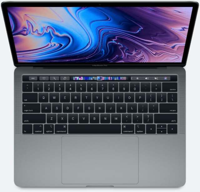Apple's 3‑inch MacBook Pro (2019, Two Thunderbolt 3 ports)