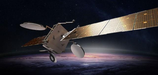 Boeing 702X satellite (image: Boeing)