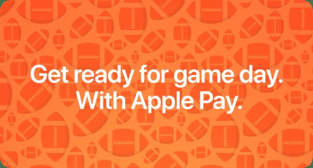 10% off StubHub with Apple Pay