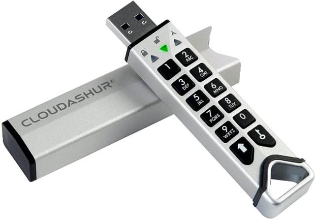 iStorage cloudAshur Hardware encrypted Security Module