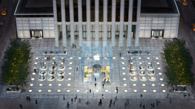 Image: Apple Fifth Avenue