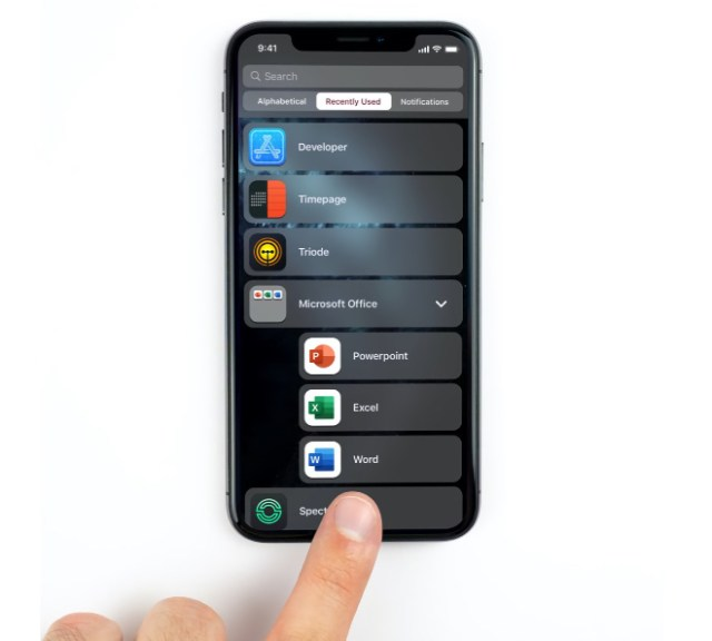 Mockup imagines how leaked iOS 14 home screen changes could look