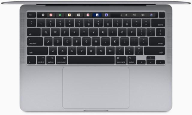 Nová Magic Keyboard přichází s 13palcovým MacBookem Pro a poskytuje nejlepší zážitek z psaní na notebooku Mac.
