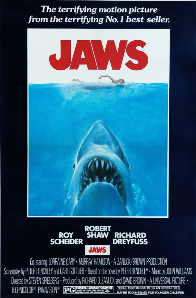 Movie theaters to try $2 retro blockbusters like 'Jaws' to lure wary moviegoers
