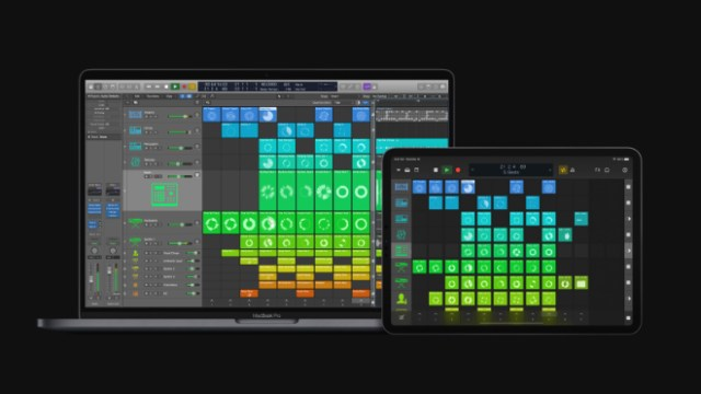 Logic Pro X 10.5 is a major release that adds powerful creative tools for musicians, producers, and beatmakers.