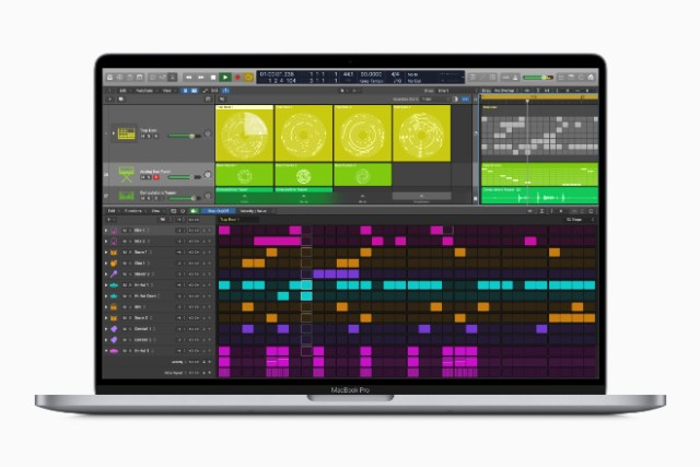 Step Sequencer, a new editor in Logic, is designed to make it easy to build original and creative beats.