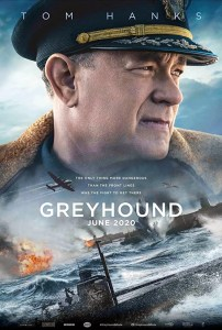 Tom Hanks WWII film 'Greyhound' premiered on Apple TV+ on July 10th