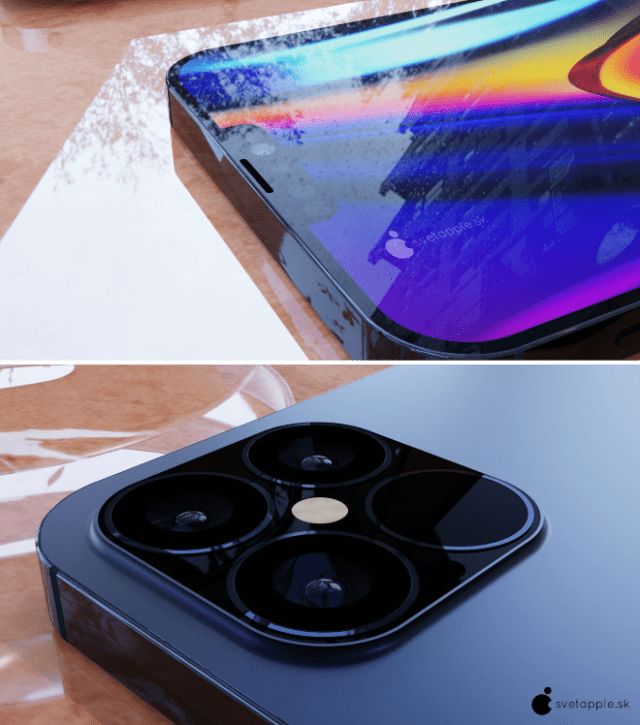 iPhone 12 renders (image via svetapple.sk)