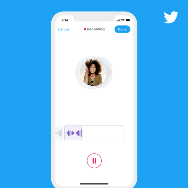 Twitter tests new voice tweeting feature exclusively on Apple's iOS