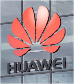Clean Network: U.S. steps up campaign to purge untrusted Chinese apps. Image: Huawei sign