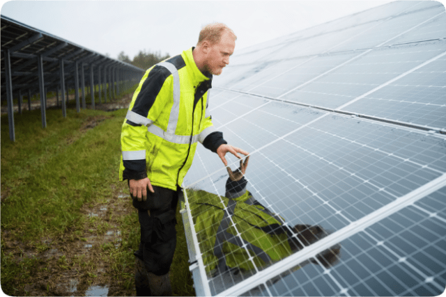One of Scandinavia's largest solar arrays was completed earlier this summer to power Apple's Viborg data center, and is the first Danish solar project built without the use of public subsidies.
