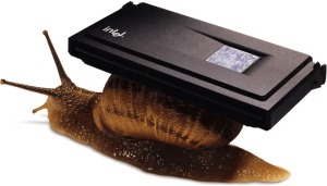 Intel snail
