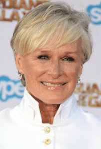 Actress Glenn Close at the Premiere of Guardians of the Galaxy at the El Capitan Theater in Hollywood on July 21, 2014 (photo: Mingle Media TV)