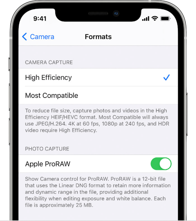Apple's new ProRAW in iOS 14.3 transforms iPhone 12 Pro photos