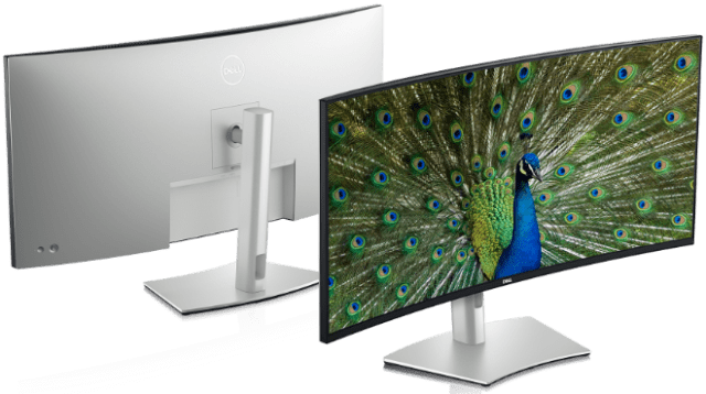Dell UltraSharp 40 Curved WUHD Monitor (U4021QW)