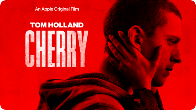 """Cherry"" follows the wild journey of a disenfranchised young man from Ohio who meets the love of his life, only to risk losing her through a series of bad decisions and challenging life circumstances."