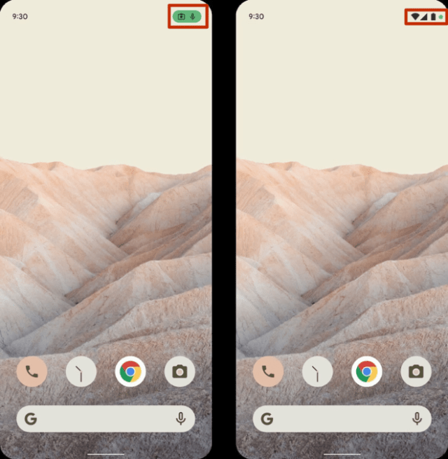Leaked screenshots reveal Apple-like privacy features in Android 12