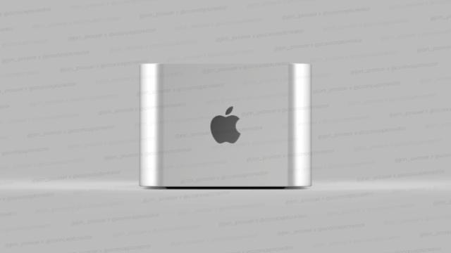 Mac Pro render (Image via Jon Prosser)