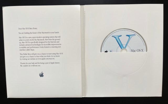 Mac OS X Public Beta (Photo: MacDailyNews)