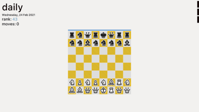 """Whether a chess pro or novice, """"Really Bad Chess"""" from Zach Gage opens up the game to new challenges."""