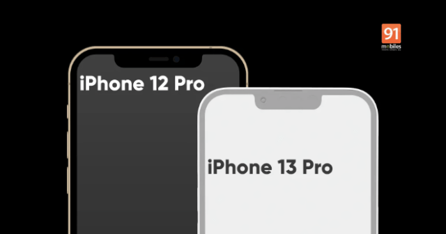 Apple's iPhone 13 Pro said to be thicker with smaller notch, sport larger rear camera array
