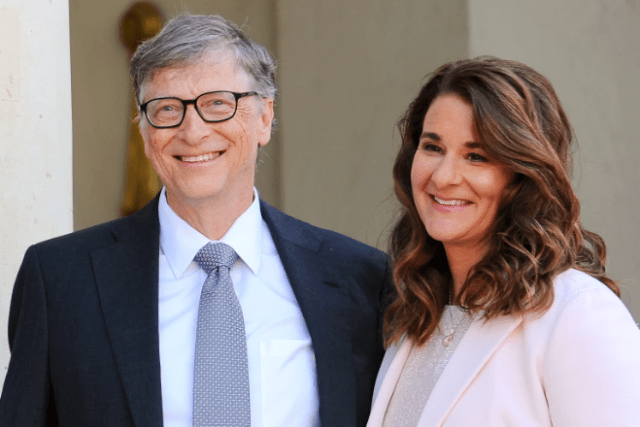 Bill and Melinda Gates (Photo: Getty Images)
