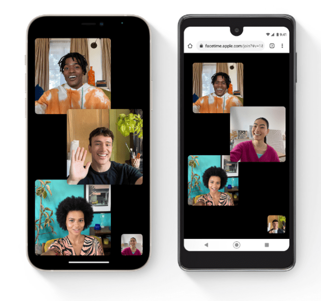Apple FaceTime calls will allow Android, Windows users to join later this year