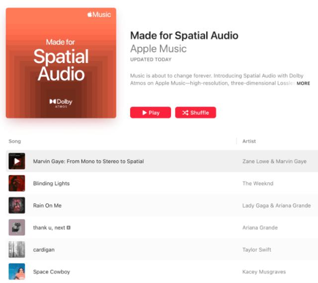 Apple Music's Zane Lowe: Spatial Audio will transform music