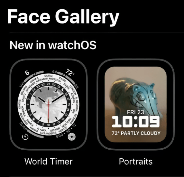 Unannounced 'World Timer' Apple Watch face revealed during WWDC session