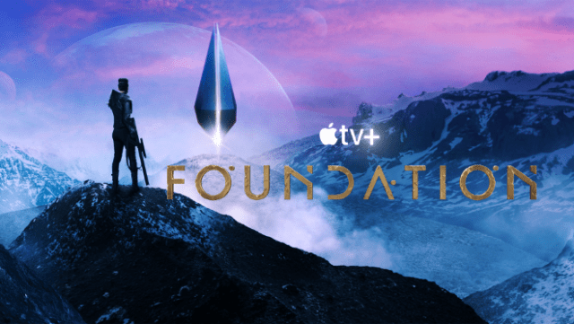 """""""Foundation"""" debuted globally on September 24th, exclusively on Apple TV+."""
