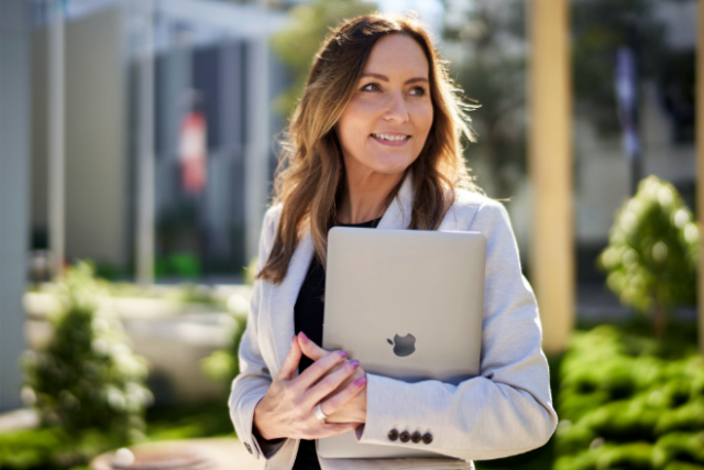 Jackie French, director of Creative Arts and Digital Design at TAFE Queensland, says the training provider will be the first in the state to offer an iOS coding course based on Apple's Develop in Swift curriculum.