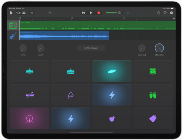 """GarageBand includes the music technology featured in """"Watch the Sound With Mark Ronson,"""" from drum machines to sampling and synths to reverb."""