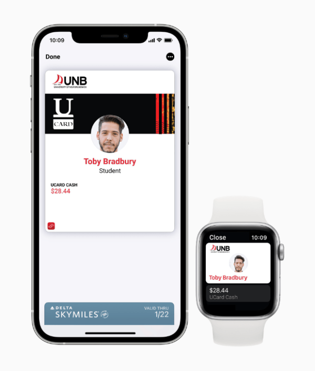 For the first time, colleges and universities in Canada have access to mobile student IDs in Wallet.