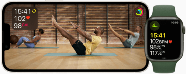 Pilates will be added as a new low-impact workout type on September 27.