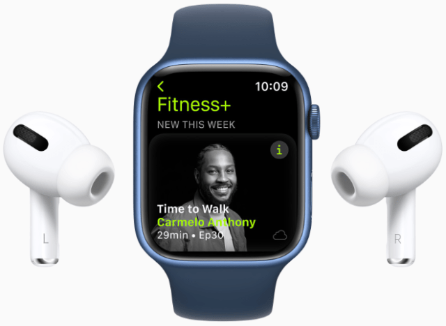 New episodes of Time to Walk, an inspiring audio experience on Apple Watch designed to encourage users to get active by walking more often, will be introduced throughout the fall.