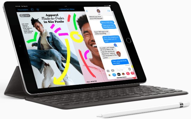 The ninth-generation iPad is a huge leap forward and delivers advanced features at an incredible price.